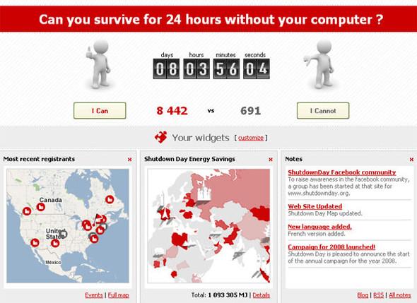 Готов ли ты отключиться от сети на 24 часа?. Изображение № 1.