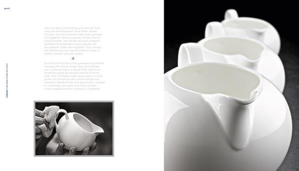 Изображение 4. Dibbern Porcelain Book: книга о костяном фарфоре.. Изображение № 4.