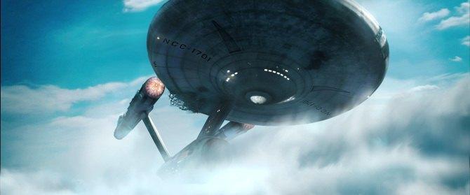 Концепт: «Энтерпрайз» 1966 года в новом «Звёздном пути». Изображение № 4.