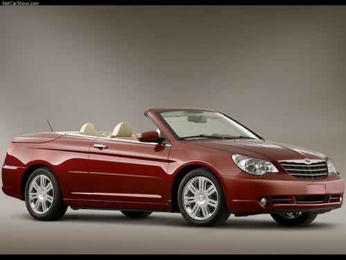 Эталон стиля и роскоши: Chrysler. Изображение № 20.