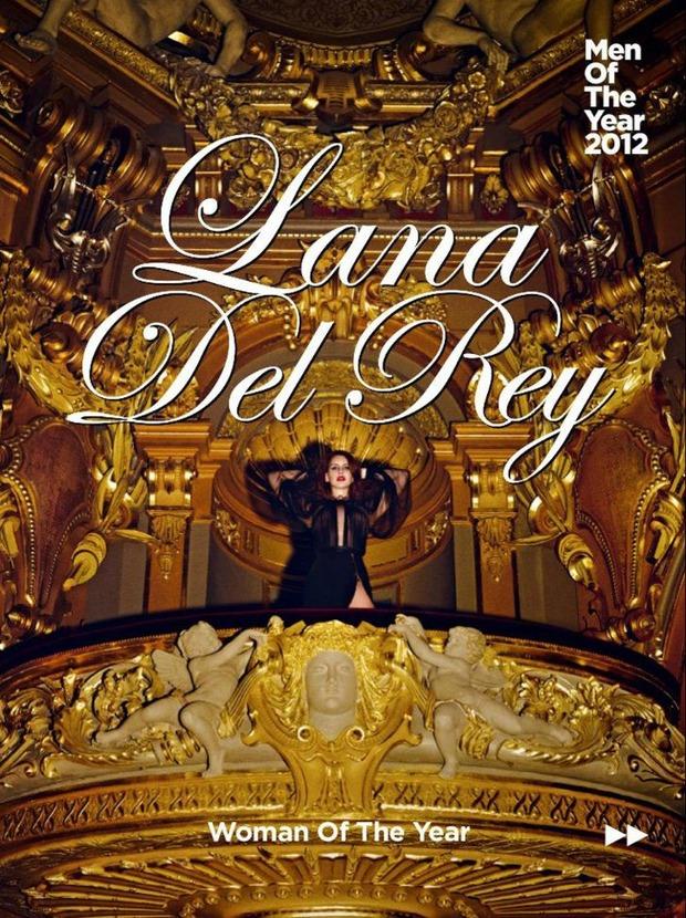 Lana Del Rey - женщина года. Изображение № 7.