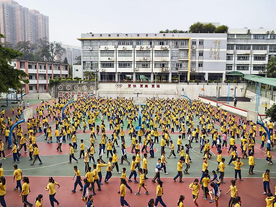 Фото: как выглядят детские площадки вразных странах мира . Изображение № 36.