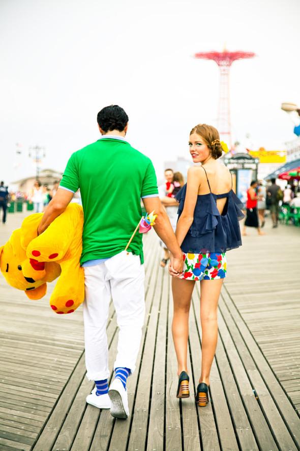 Летняя любовь в Кони-Айленд. Изображение № 1.