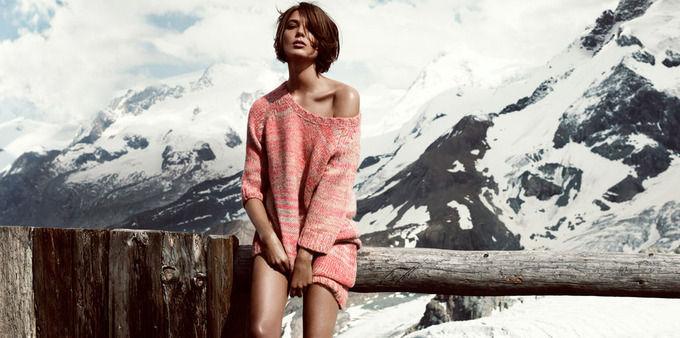 Вышли праздничные кампании Asos, H&M, Kira Plastinina и других марок. Изображение № 1.