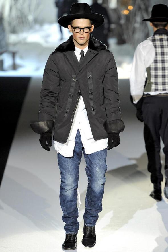 Изображение 226. Milan Fashion Week. Часть 2.. Изображение № 225.