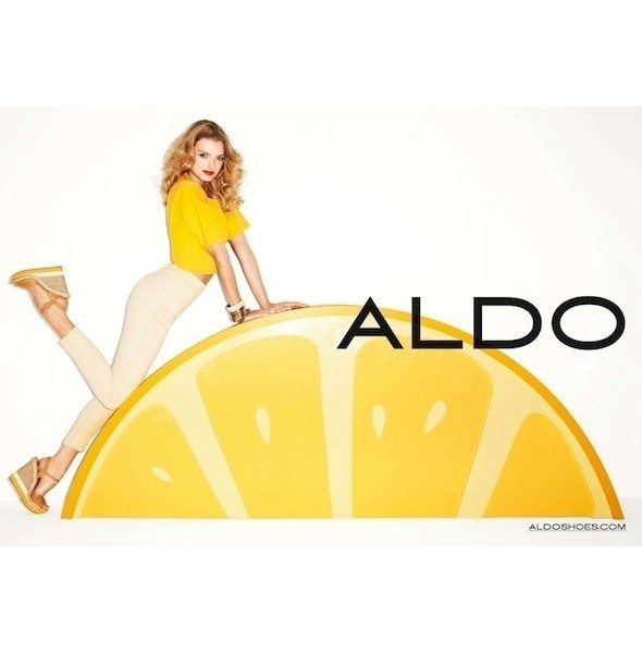 Изображение 11. Рекламные кампании: Aldo, BLACK Comme des Garcons, Trussardi 1911 и другие.. Изображение № 8.
