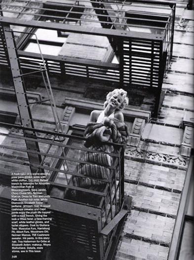 15 съёмок, посвящённых Мэрилин Монро. Изображение № 15.