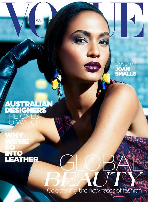 Обложки: Harper's Bazaar, Playing Fashion, Style.com/Print и другие. Изображение № 8.