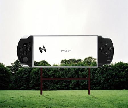 Реклама PSP, которой никогда небудет. Изображение № 1.