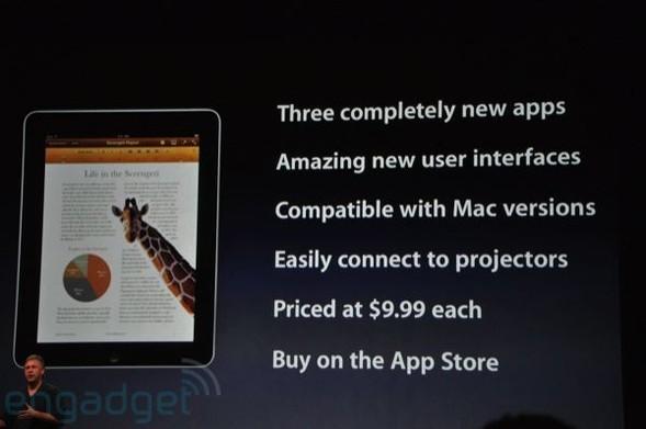 Презентация нового продукта iPad от Apple. Изображение № 8.