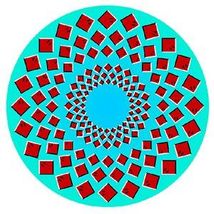 Вопрос учёному: Чем объясняются оптические иллюзии?. Изображение № 7.