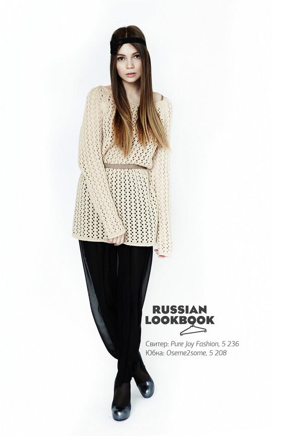 Изображение 2. Russian Look Book.. Изображение № 2.