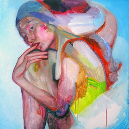 Эксплозия красок: тело и чувства глазами Винстона Шмиелински. Изображение № 14.
