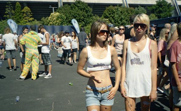 Большой выходной 2010. Музыкальный фестиваль в Окленде. Изображение № 7.