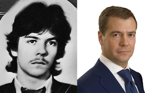 Now and Then. Знаменитости в молодости и сейчас. Изображение № 13.