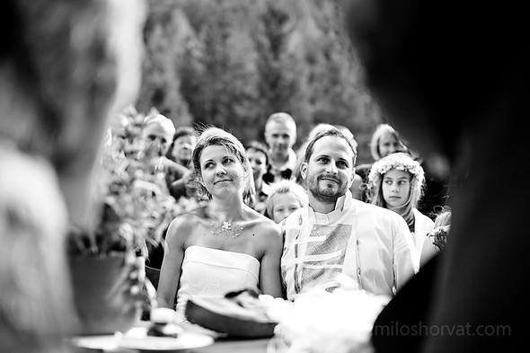 Милош Хорват: свадебная фотография вне времени. Изображение № 5.
