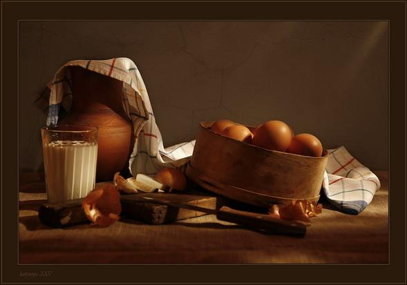 Самый лучший завтрак вмире иливыбери себе омлет!. Изображение №1.