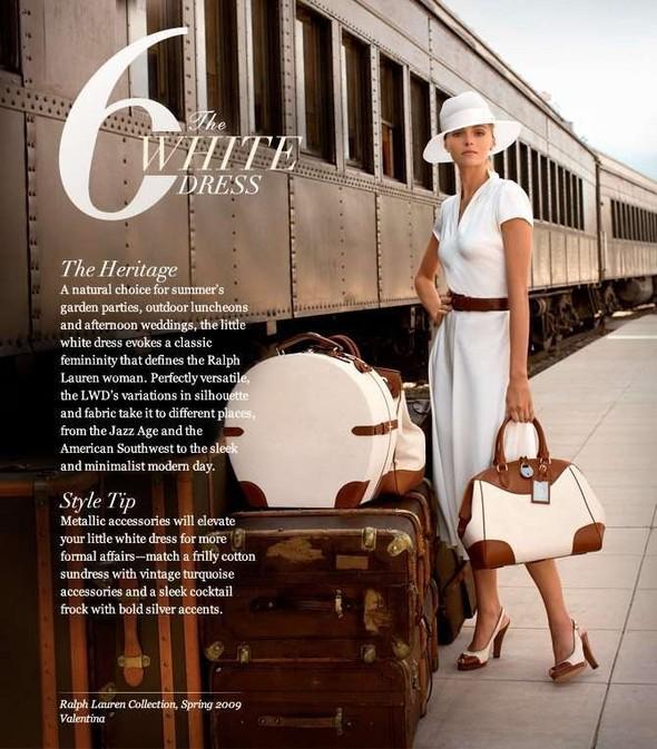 Ralph Lauren Women's Summer 2012 Top 10 Essentials. Изображение № 6.