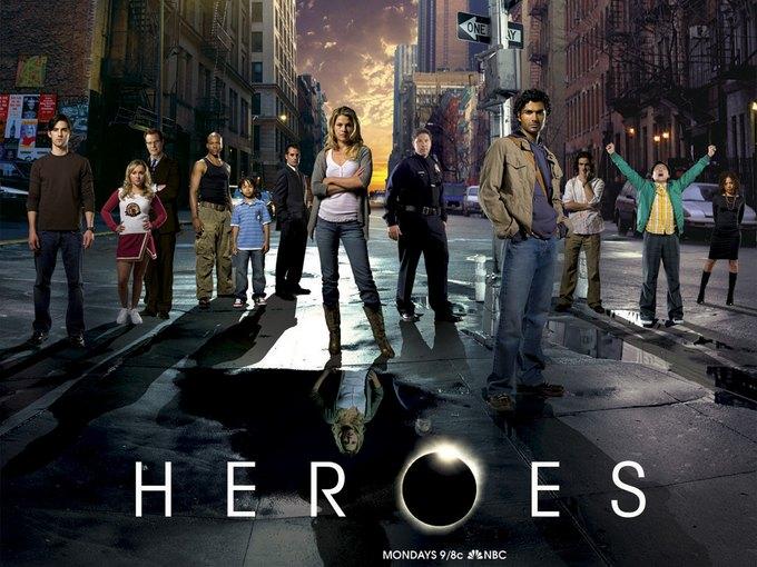 Microsoft планирует возродить сериал «Герои». Изображение № 1.