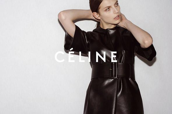 Превью кампаний: Céline и Loewe. Изображение № 1.