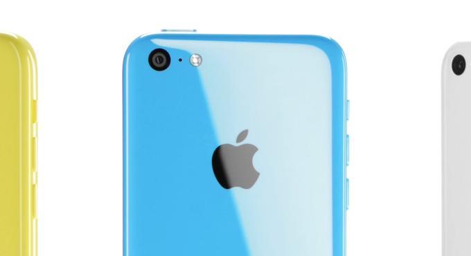 Продажи iPhone 5c провалились. Изображение № 1.