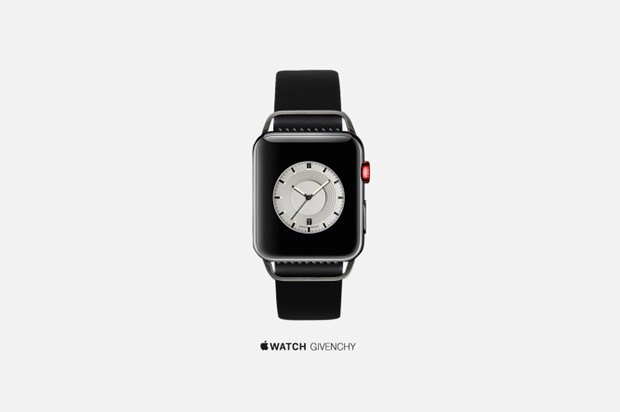 Концепт дня: Apple Watch в стиле модных брендов. Изображение № 4.