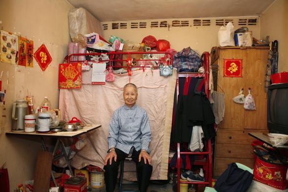 100 маленьких квартир Гонконга. Изображение № 5.