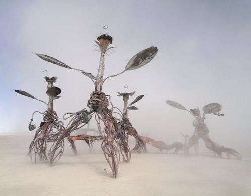 Burning man– art-проект мирового масштаба. Изображение № 19.
