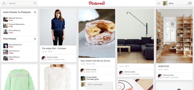 Pinterest запускает новые функции . Изображение № 1.