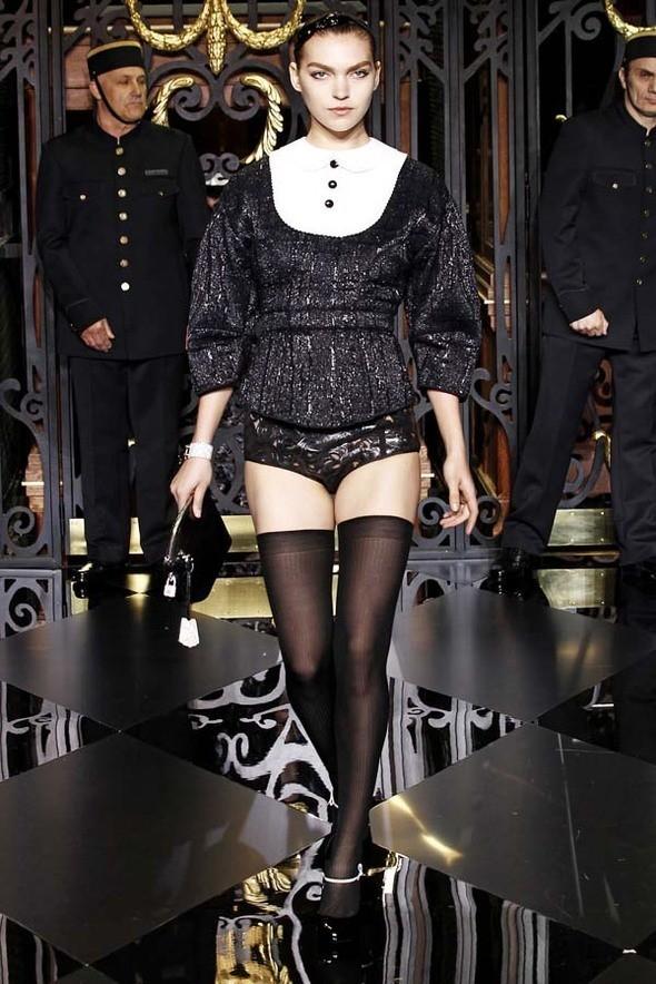 Изображение 47. Louis Vuitton Fall 2011.. Изображение № 47.