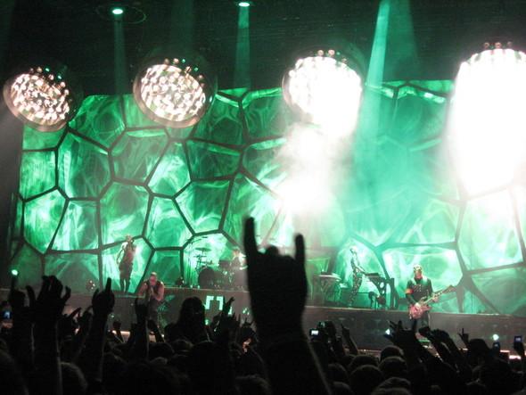 Фотоотчет с концерта Rammstein. Изображение № 1.