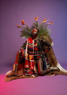 Капитан Африка: Этника и портреты Намсы Леубы. Изображение № 5.