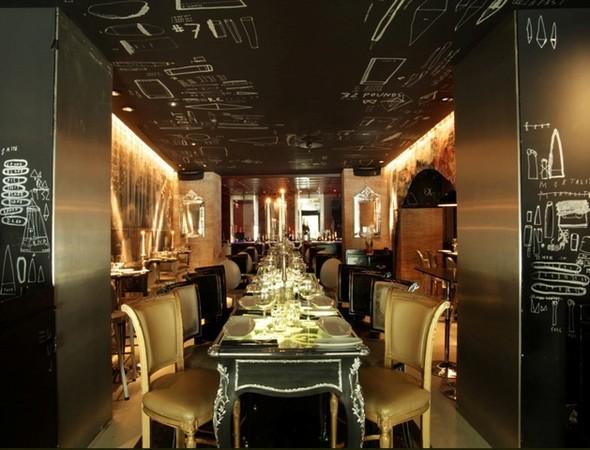 Место есть: Новые рестораны в главных городах мира. Изображение № 76.