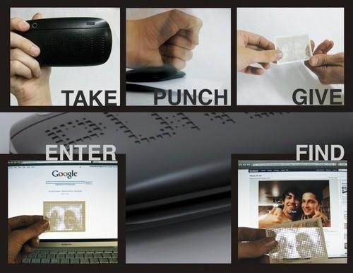 ThePunch Camera. Интересный концепт камеры – дырокола. Изображение № 3.