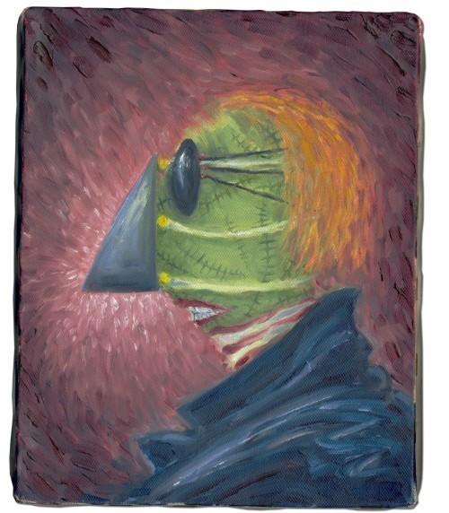 Тим Бартон в роли художника. Изображение № 13.