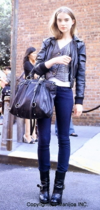 Models street style. Изображение № 10.