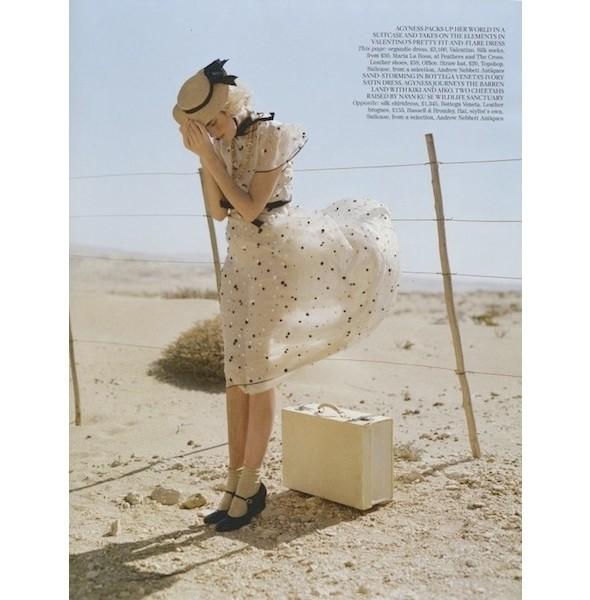 Изображение 25. Съемки: Harper's Bazaar, Marie Claire, Vogue и W.. Изображение № 25.
