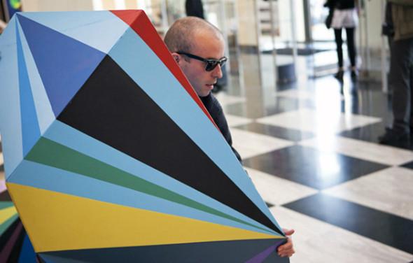 Дизайн-дайджест: Календарь Lavazza, проект Ранкина и Херста и выставка фотографа Louis Vuitton. Изображение № 28.