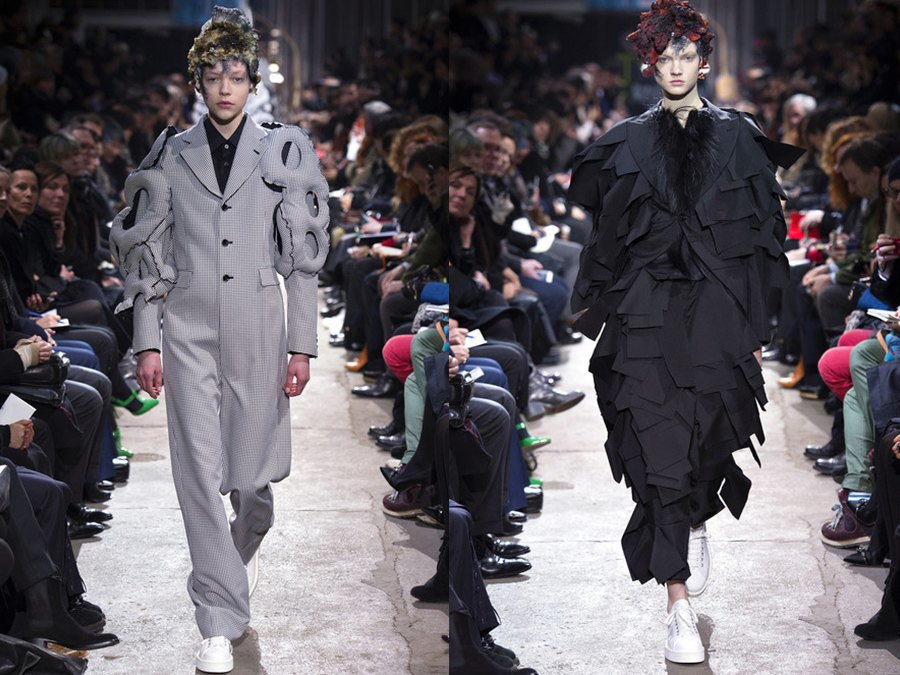 Неделя моды в Париже: Дни 5 и 6. Изображение № 15.
