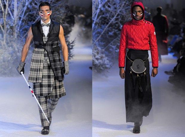 Milan Fashion Week:  День 2. Изображение № 42.
