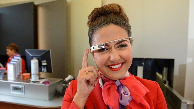 Сотрудники аэропорта Лондона будут работать в Google Glass. Изображение № 1.