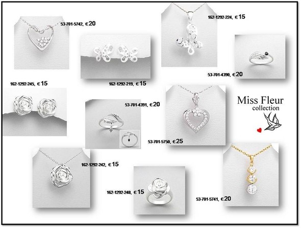Marti's Jewelry - Летние хиты - Look-book. Изображение № 11.