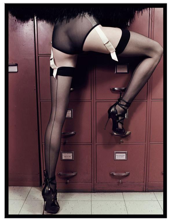 Новые съемки: Vogue, 25 Magazine, Exit. Изображение № 67.