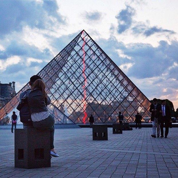 1. Лувр, Париж (@museelouvre) . Изображение № 11.
