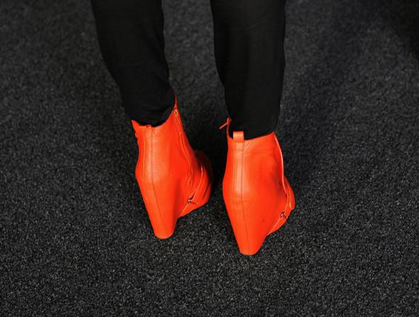 Изображение 20. Неделя моды в Нью Йорке: Бэкстэйдж.. Изображение № 20.