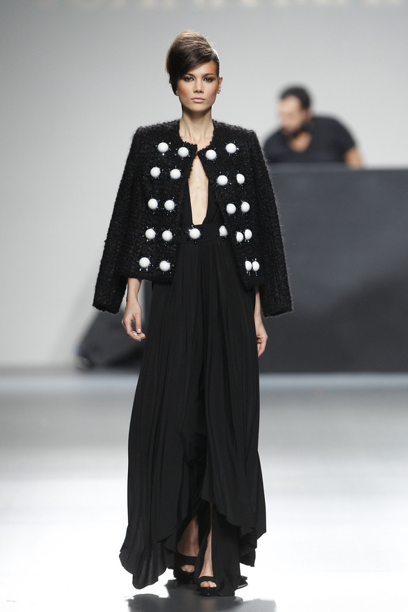 Madrid Fashion Week A/W 2012: Juana Martin. Изображение № 27.
