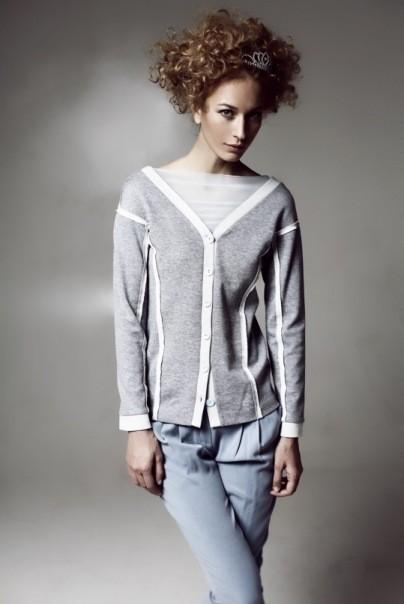 Изображение 9. Лукбук: домашняя одежда от LowFat F/W 2010-2011.. Изображение № 9.