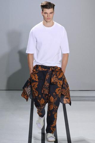 Неделя мужской моды в Париже: День 2. Изображение № 6.