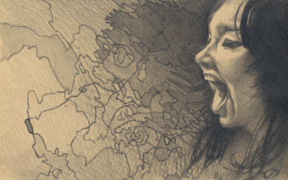 Творчество Екатерины Гончаровой. Изображение № 9.