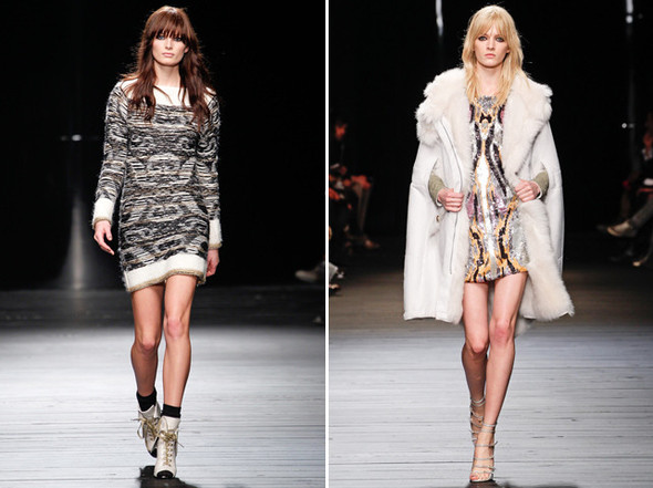 Показы Milan Fashion Week FW 2012: День 3. Изображение № 4.